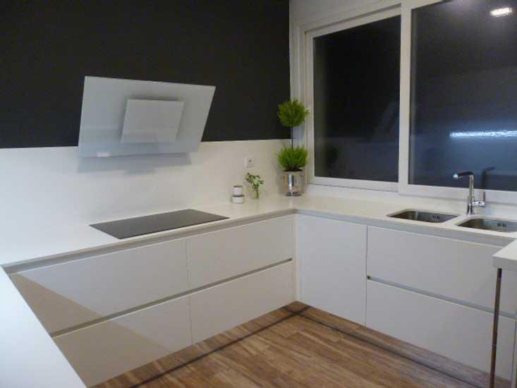 Cocinas haus interiores bilbao - Muebles de cocina bilbao ...
